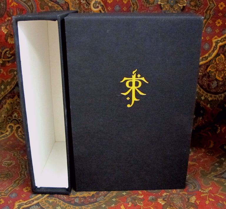 Custom Slipcase for the UK Deluxe History of Middle Earth Series. J. R. R. Tolkien