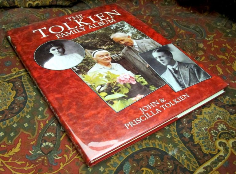 The Tolkien Family Album, 1st UK Edition, 1st Impression. John Tolkien, Priscilla
