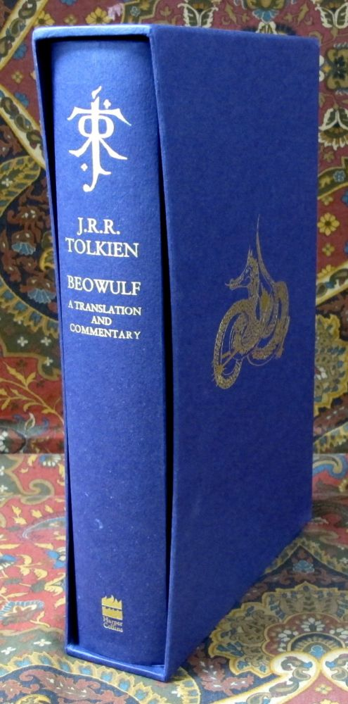 Beowulf, A Translation and Commentary, Together with Sellic Spell, UK De Luxe Edition. J. R. R....