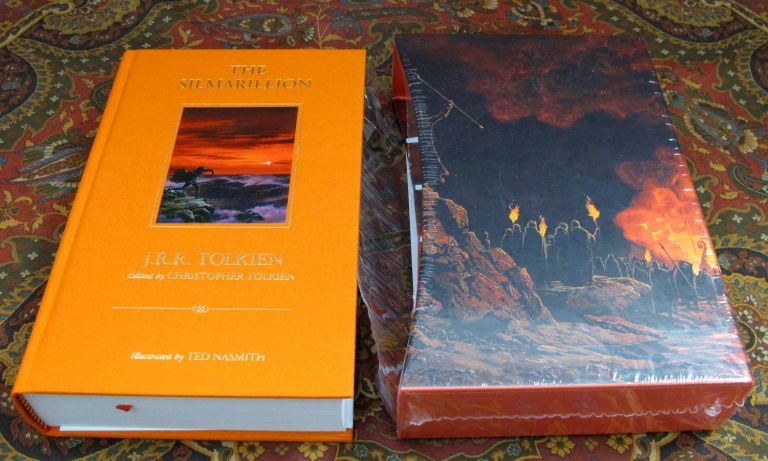 The Silmarillion, UK Deluxe Edition, in Publishers Slipcase. J. R. R. Tolkien