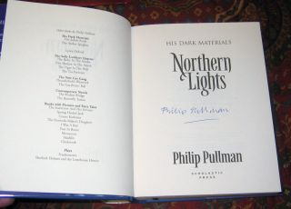 His Dark Materials, Comprised of Northern Lights, The Subtle Knife, and The Amber Spyglass.