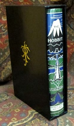 Custom Slipcase for The Hobbit, UK and US 1st or 2nd Editions