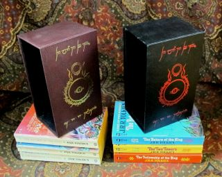 Custom Slipcase for The Lord of the Rings, US Paperback Editons