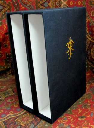 Custom Slipcase for the UK Deluxe History of Middle Earth Series