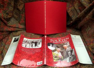 The Tolkien Family Album, 1st UK Edition, 1st Impression